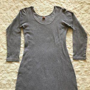 CALVIN KLEIN Modest Knit Maxi Dress for Grampalala